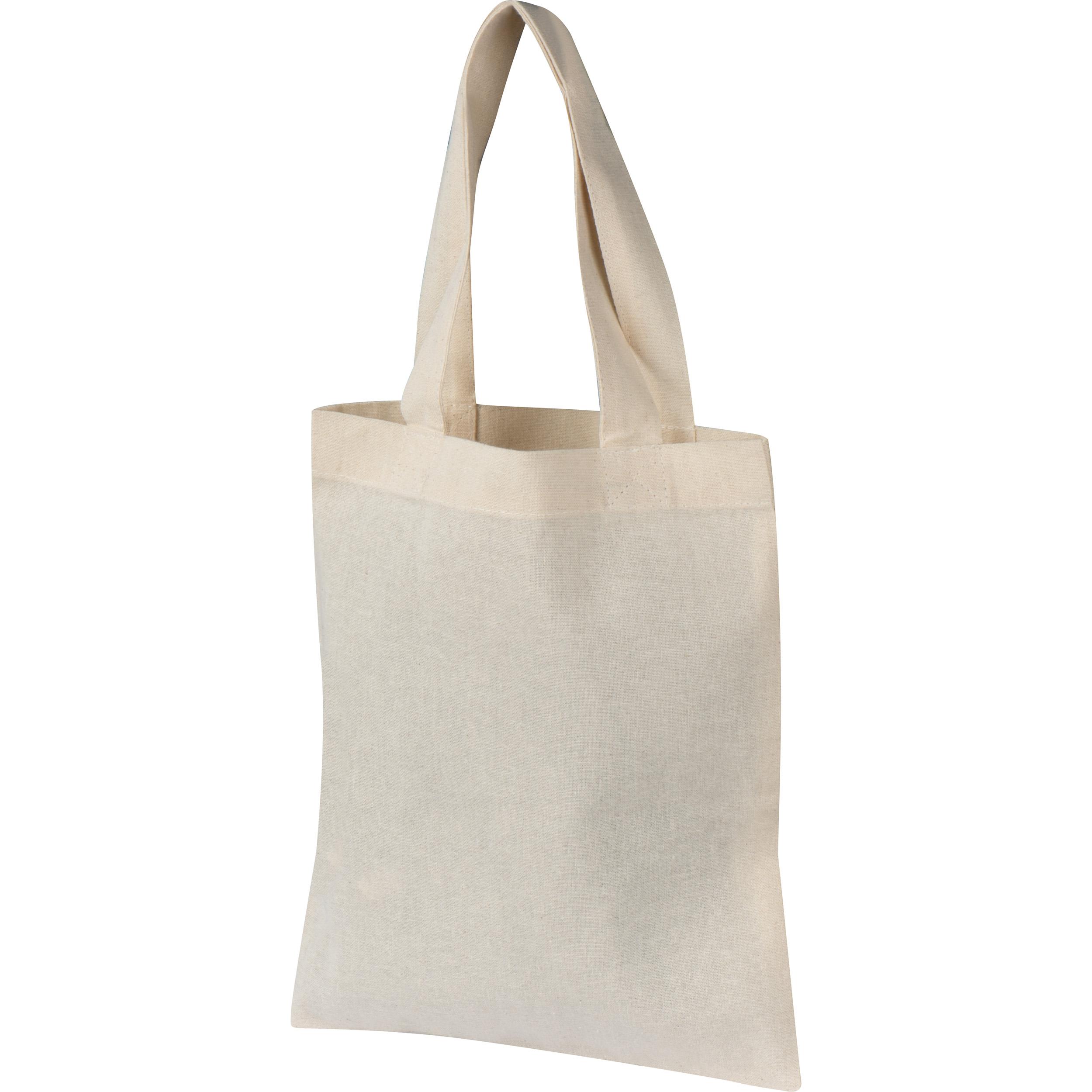 Cotton pharmacist bag