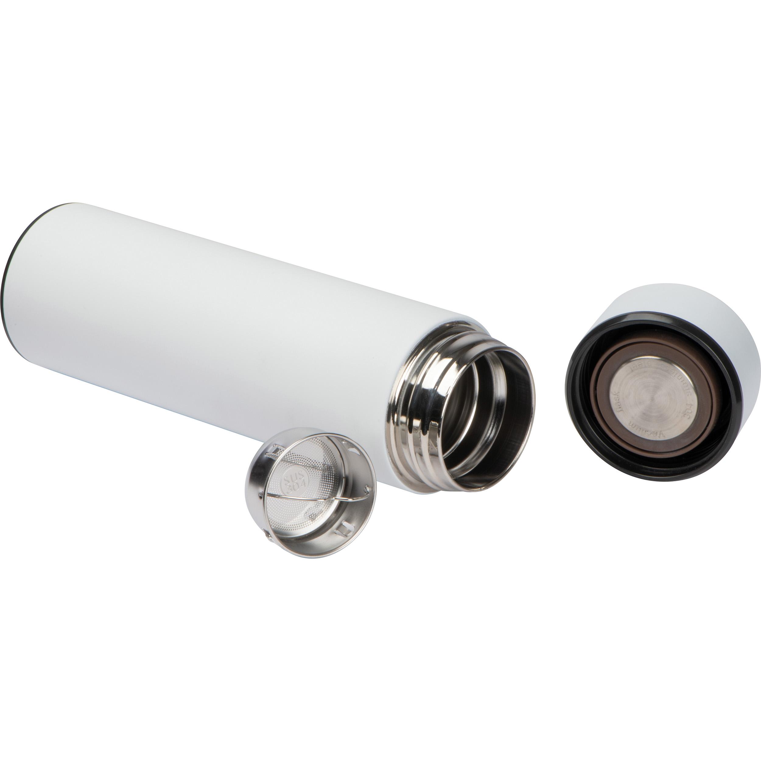 Isolierflasche mit LED-Temperaturanzeige