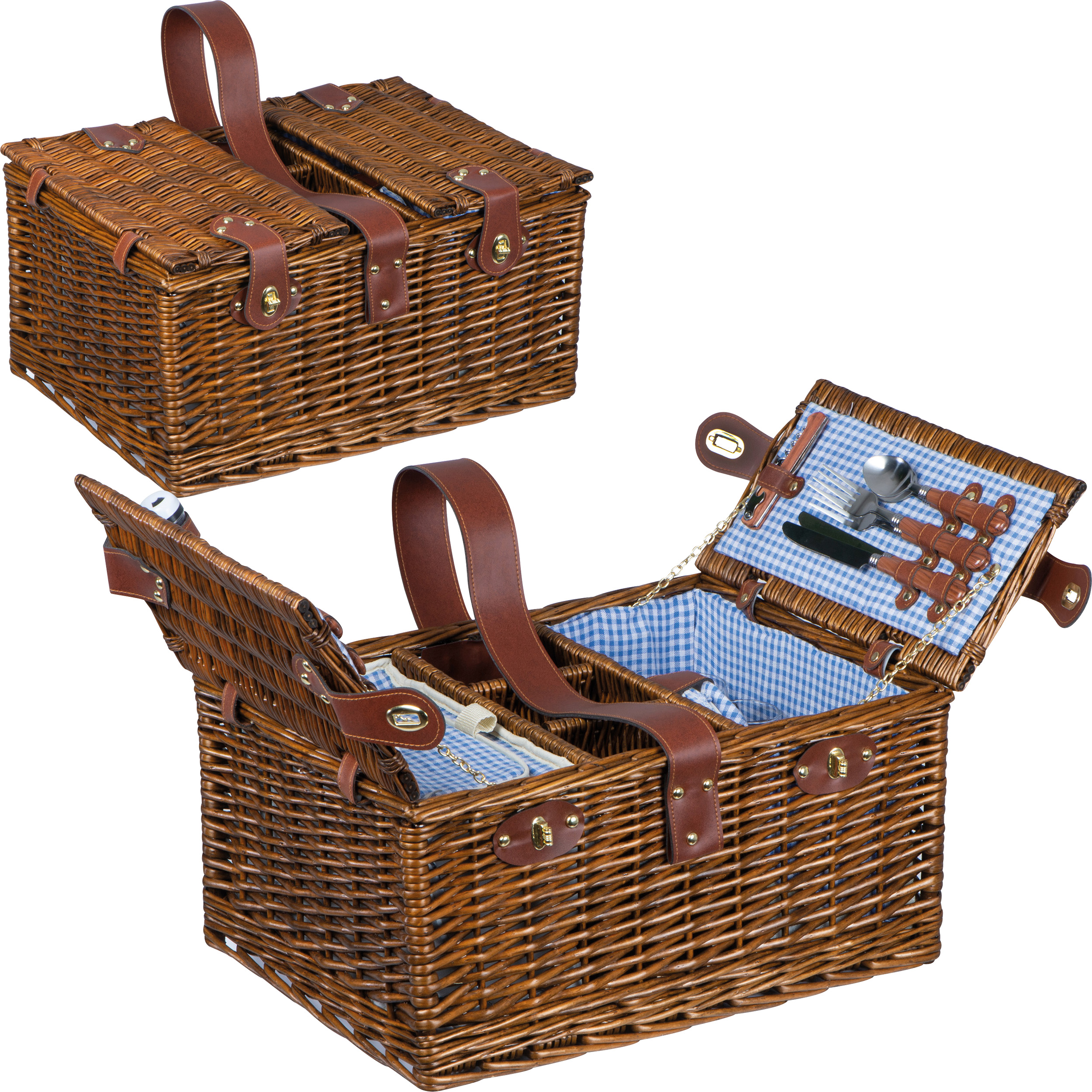 Picnic basket for 4 people