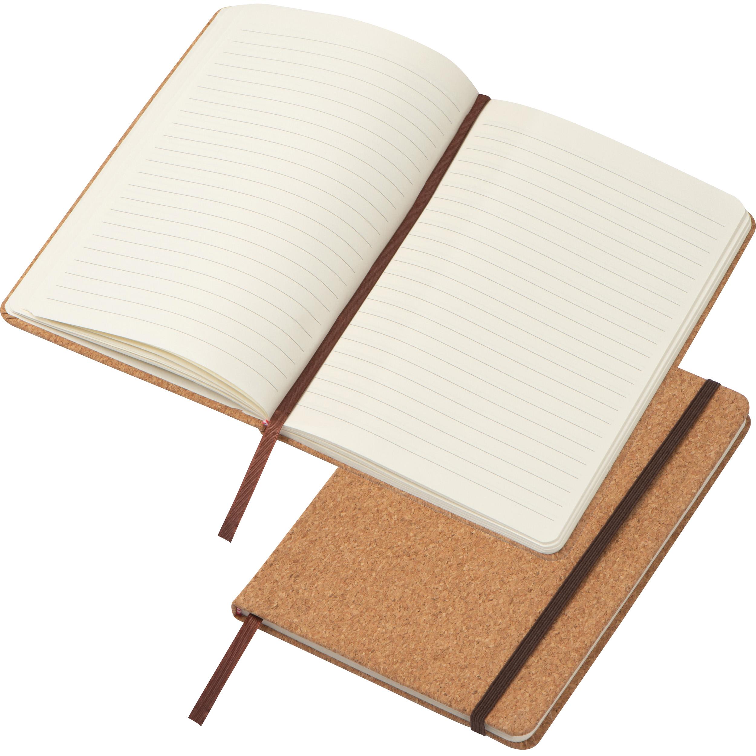 Cork notebook - DIN A5