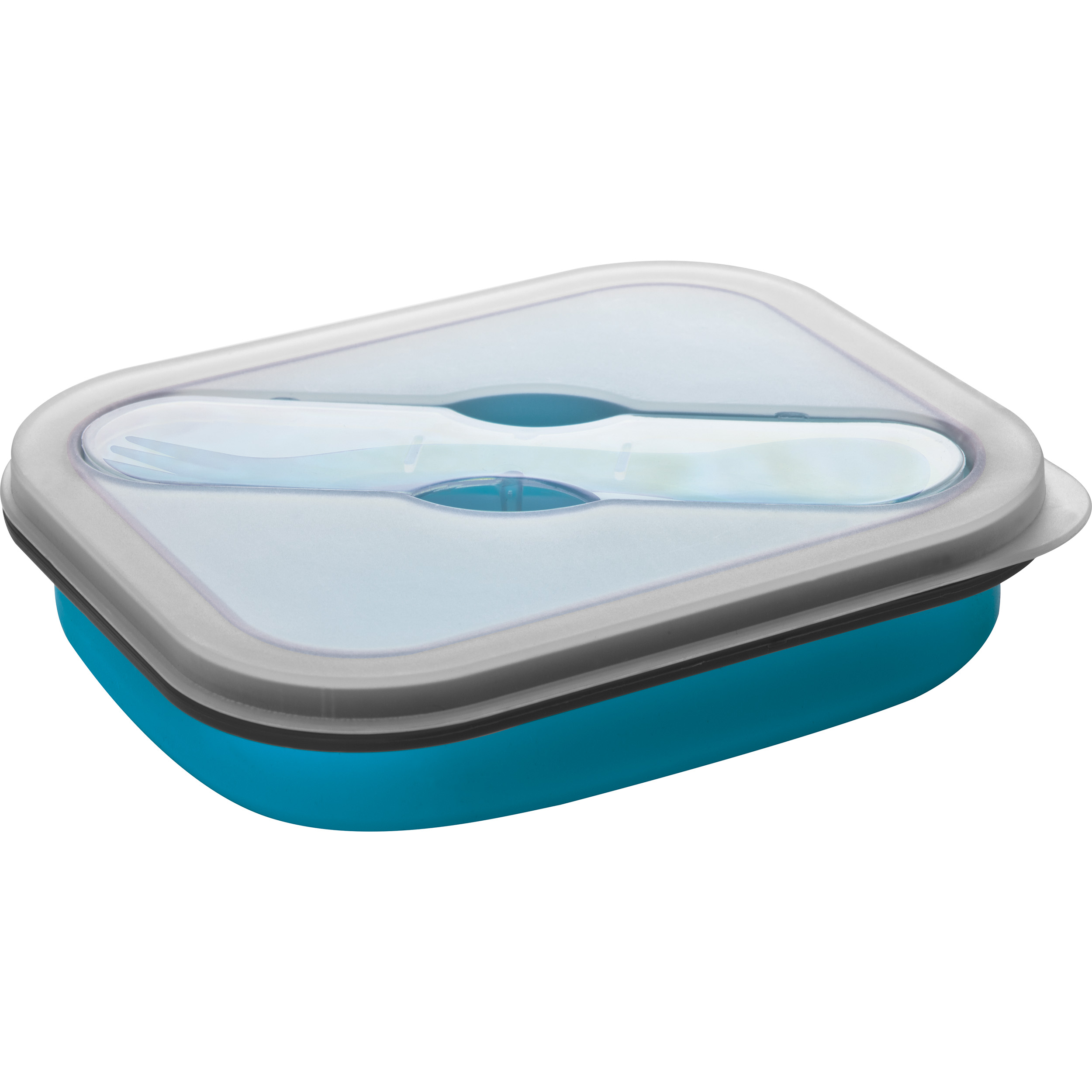 Foldable silicon bowl - small