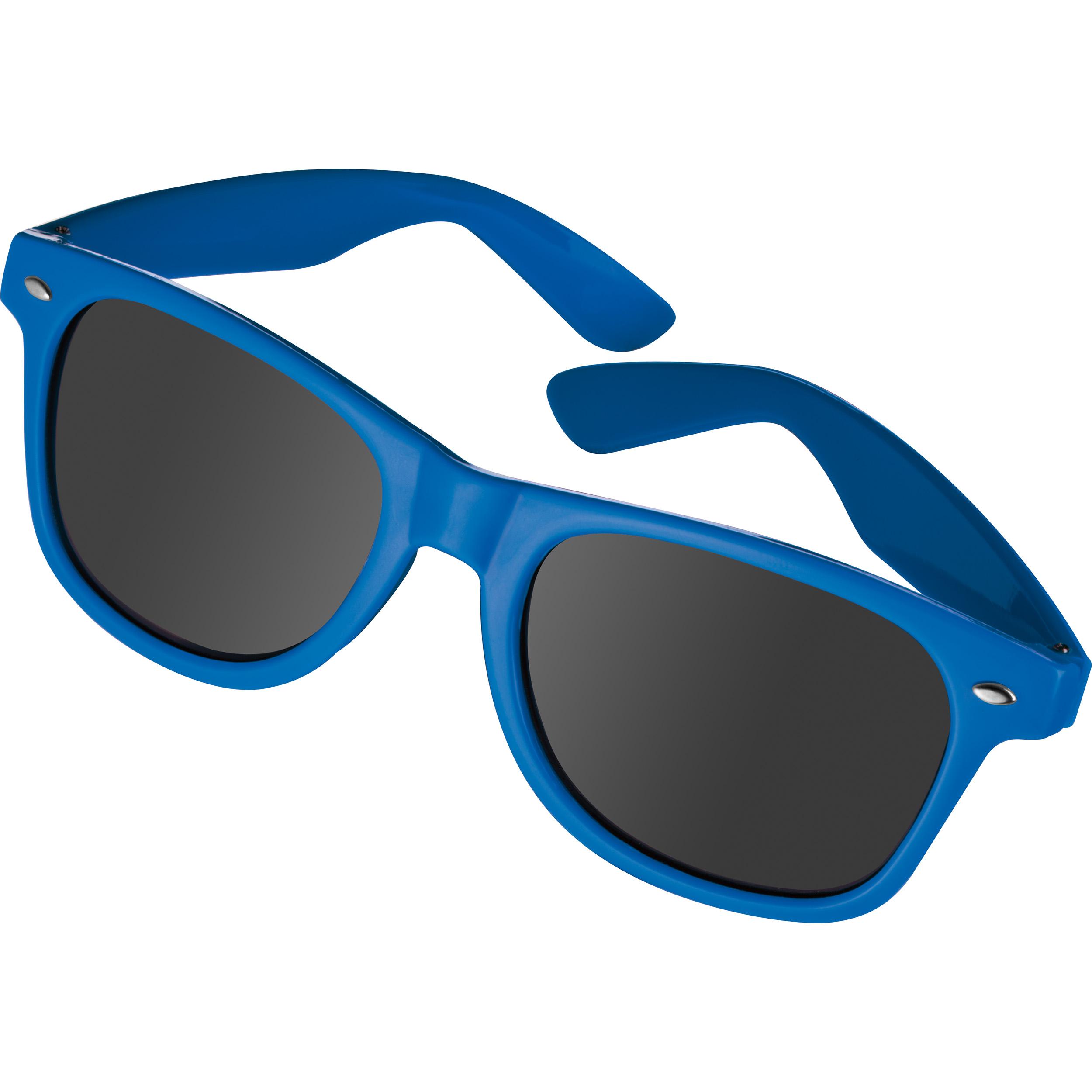 """Sonnenbrille aus Kunststoff im """"Nerdlook"""", UV 400 Schutz"""