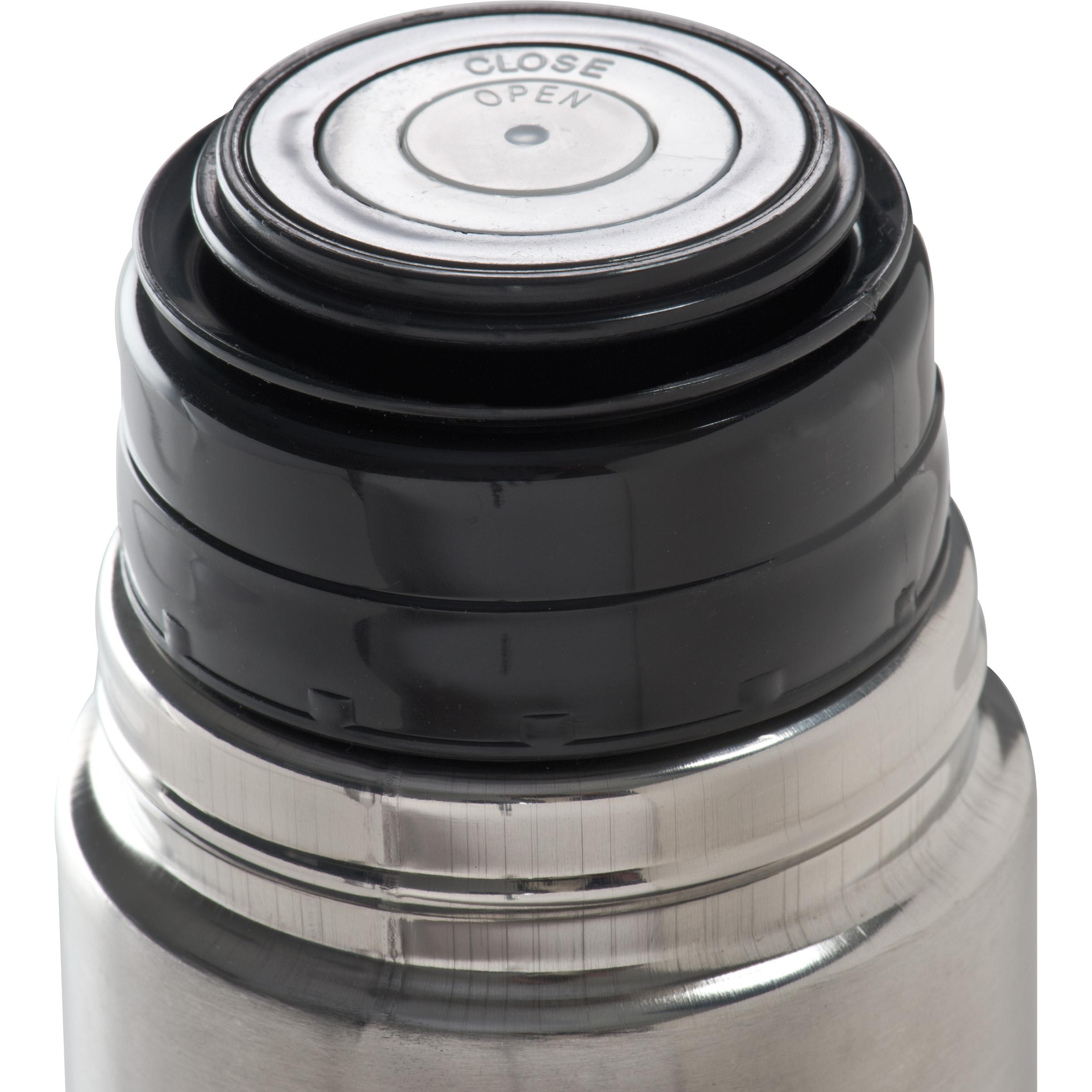 Doppelwandige Vakuum-Isolierkanne aus Edelstahl, 1000 ml