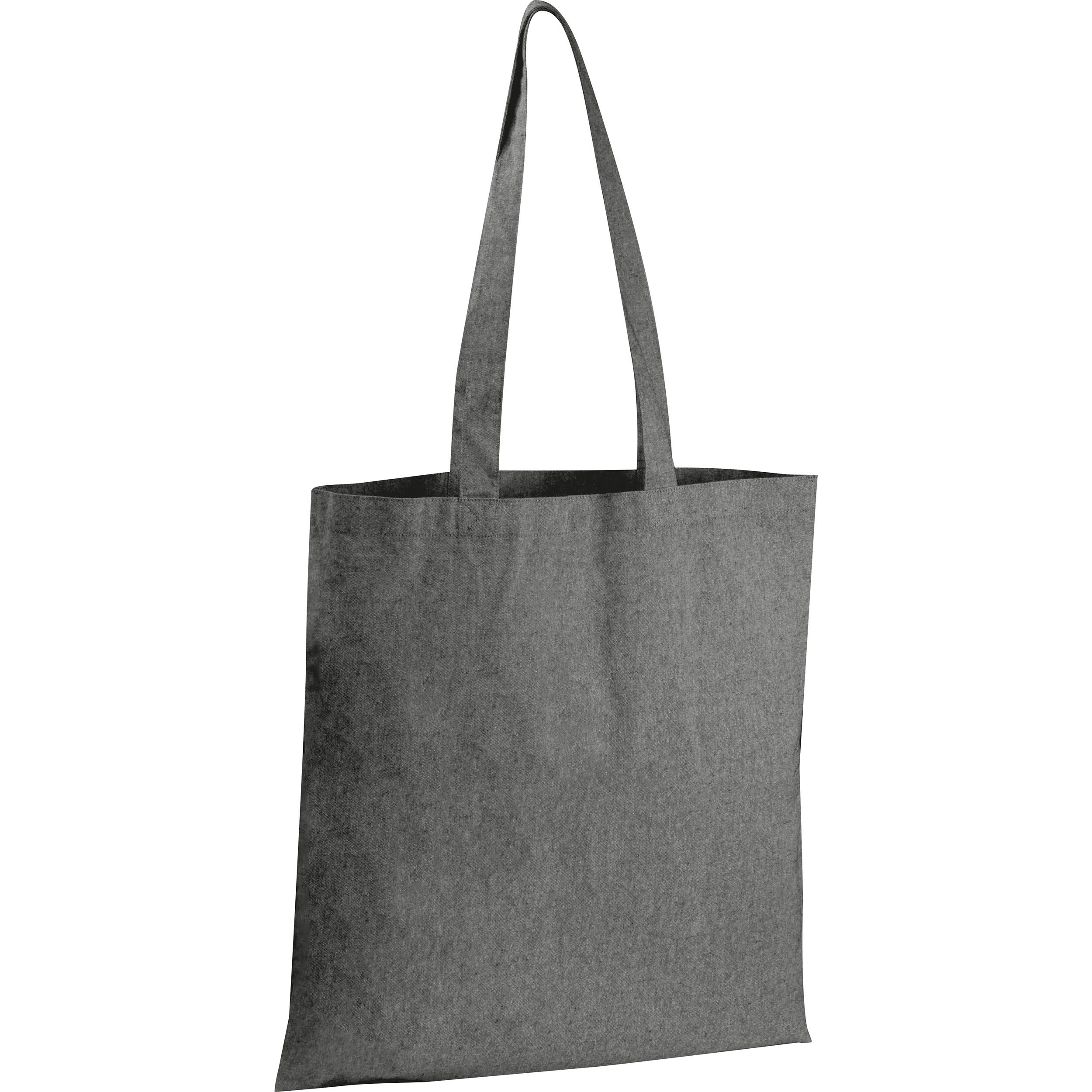 Recycled Cotton Bag with Long Handles