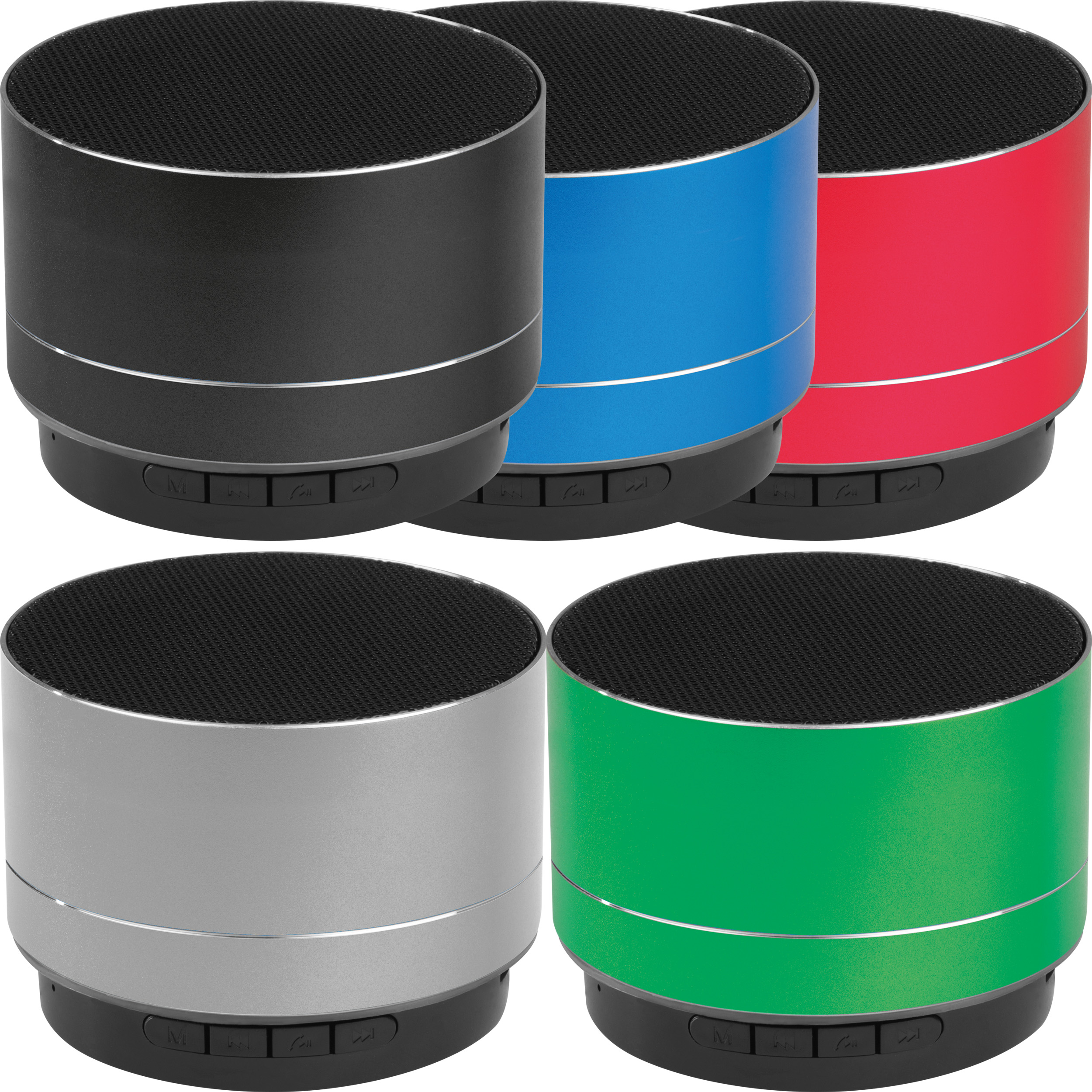 Bluetooth Lautsprecher aus Aluminium