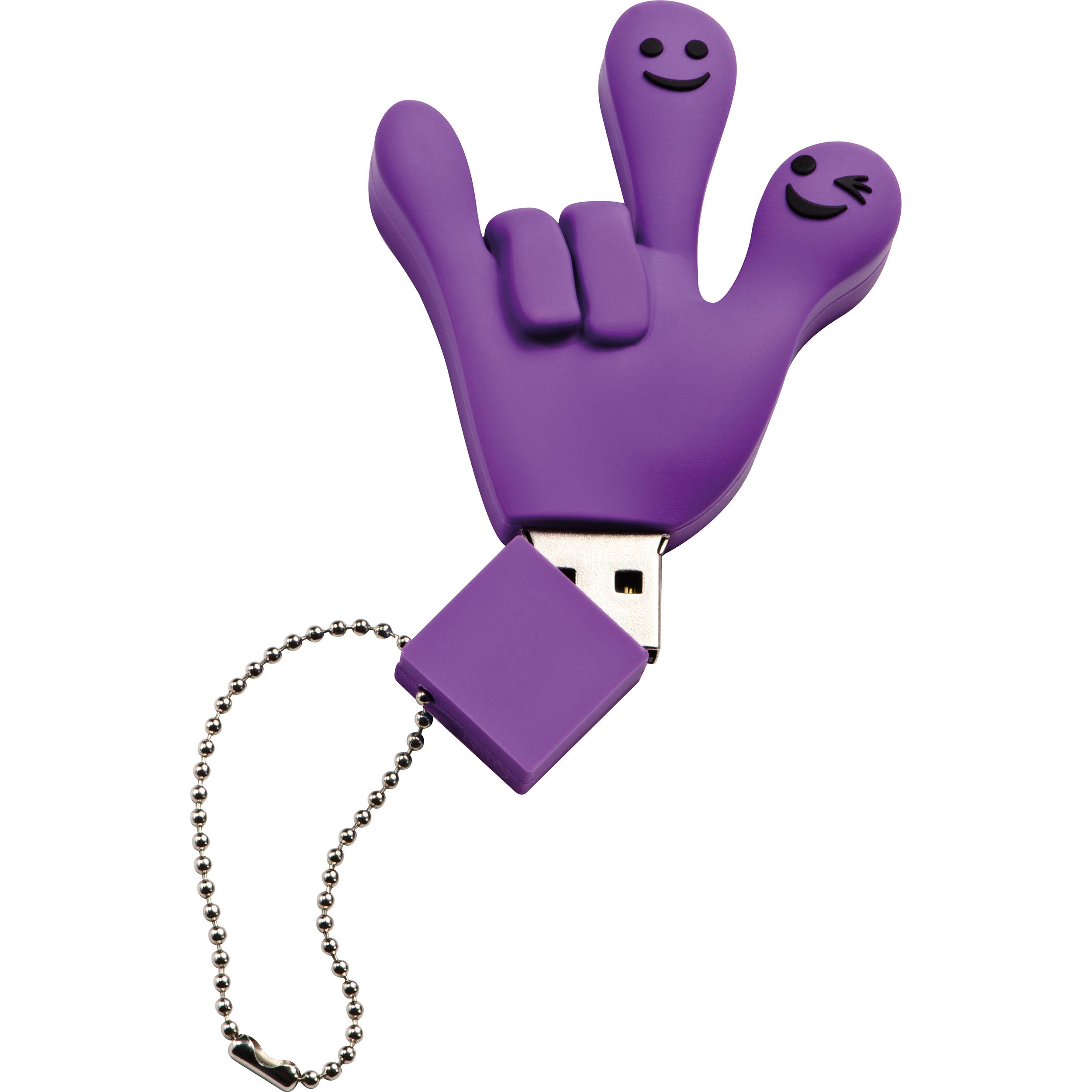 Clé USB 8GB FUNHANDS