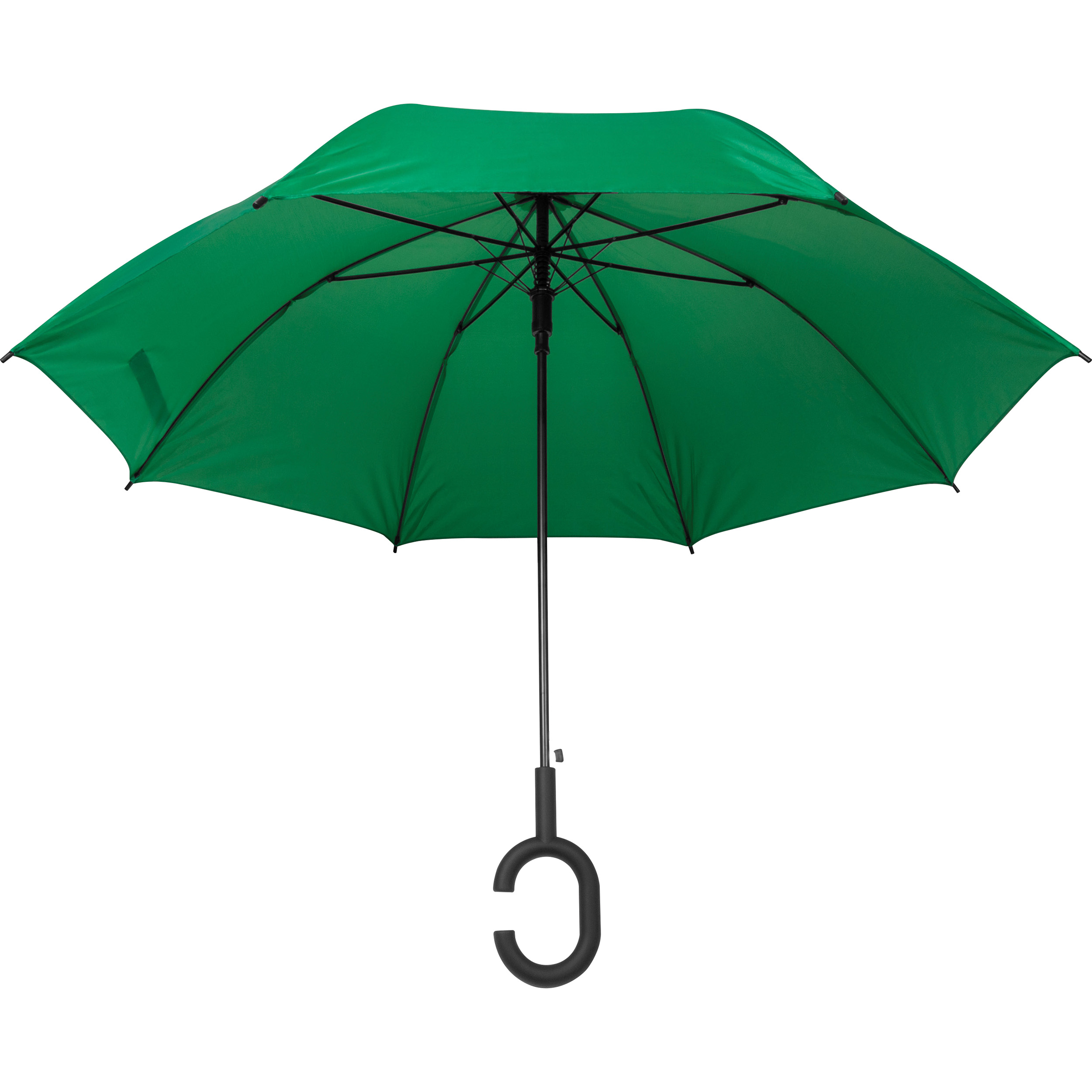 Hands-free umbrella
