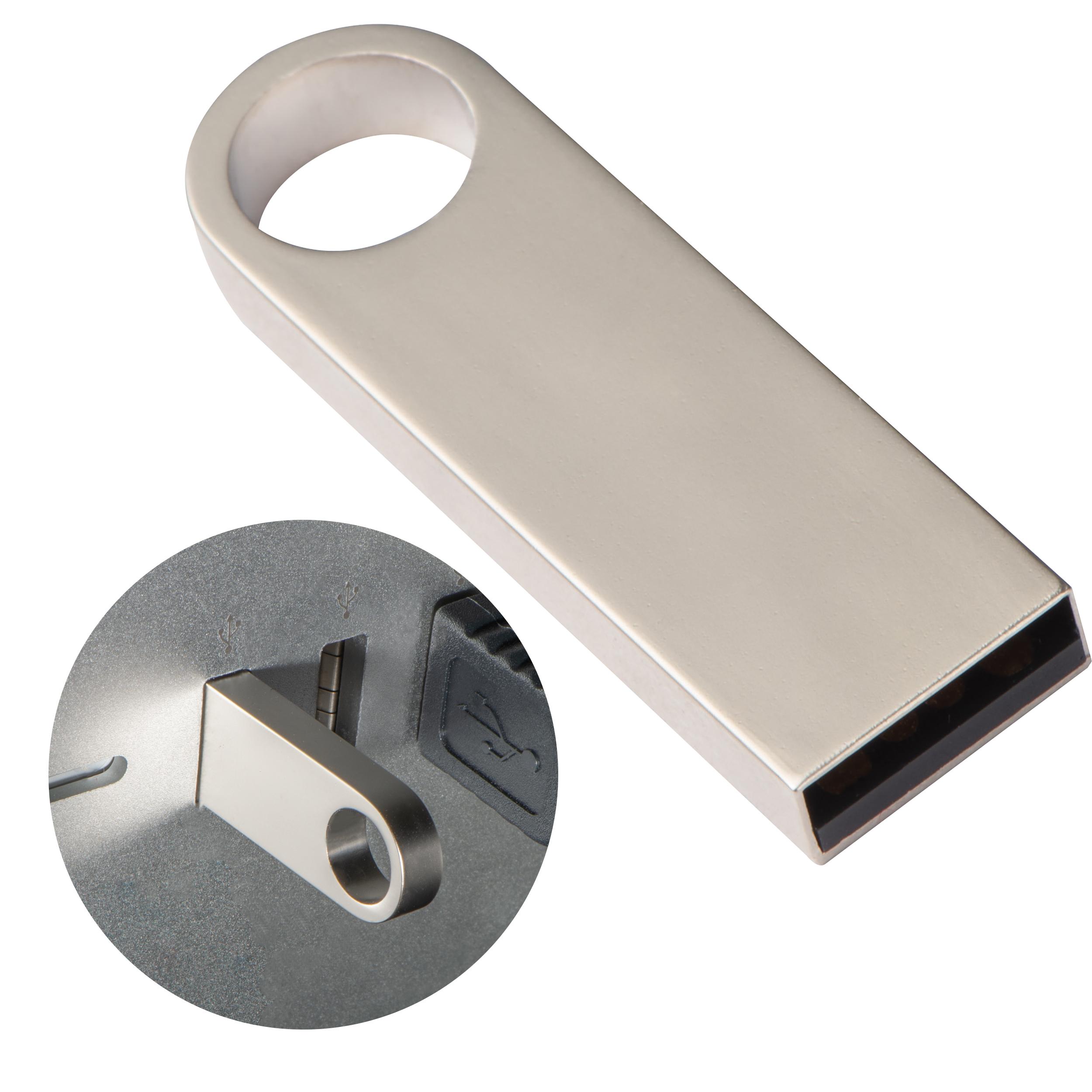Metal USB stick - 4GB