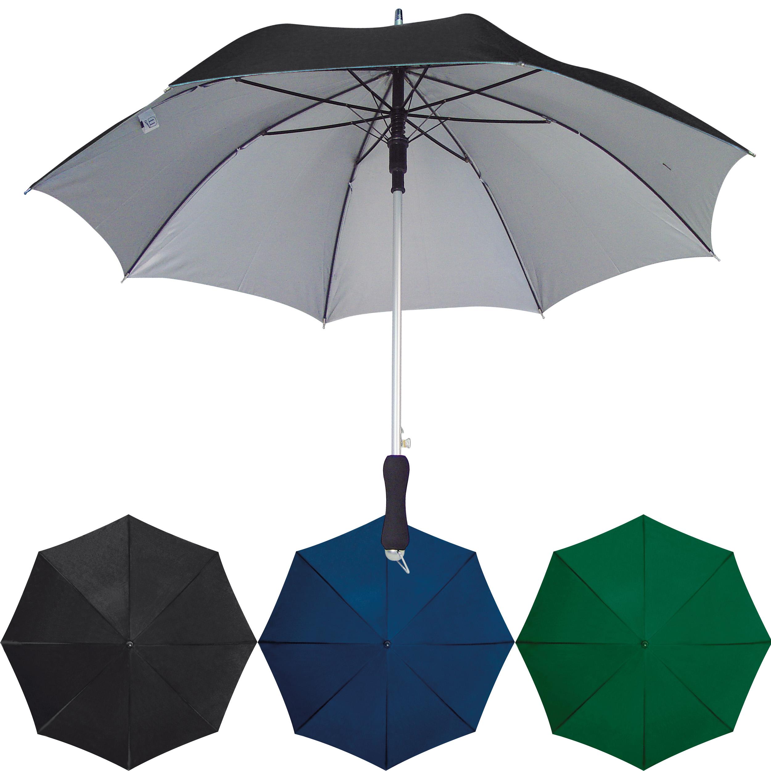 Umbrella with UV protection
