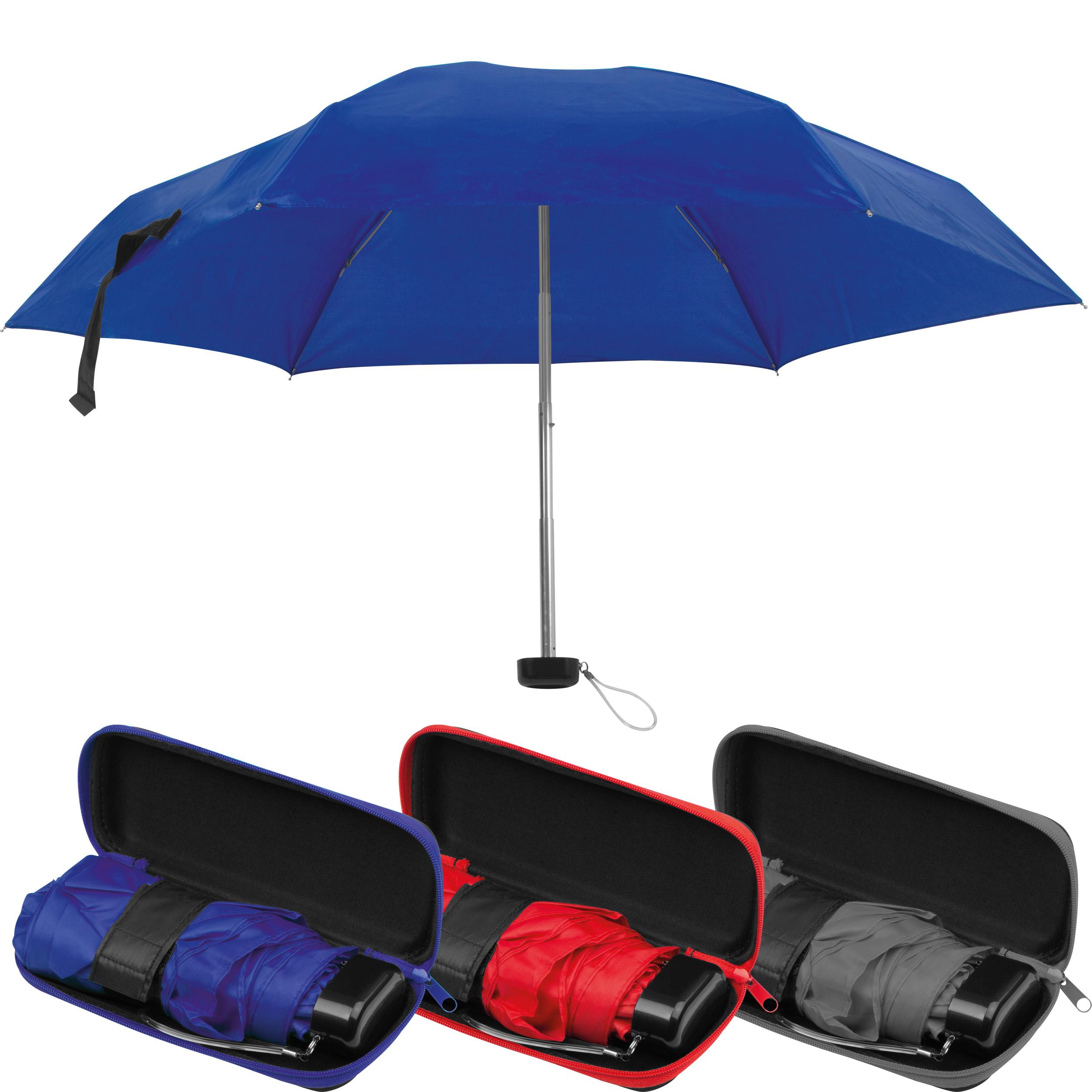 Mini parapluie dans un étui EVA