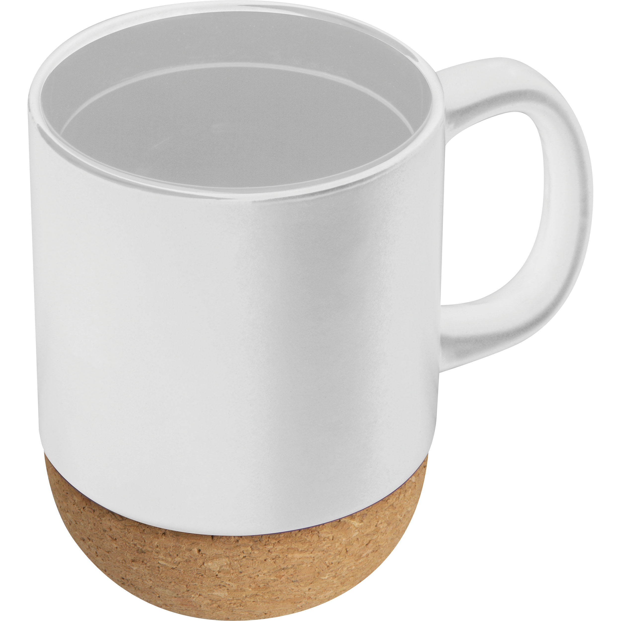 Ceramic Mug with Cork Ground