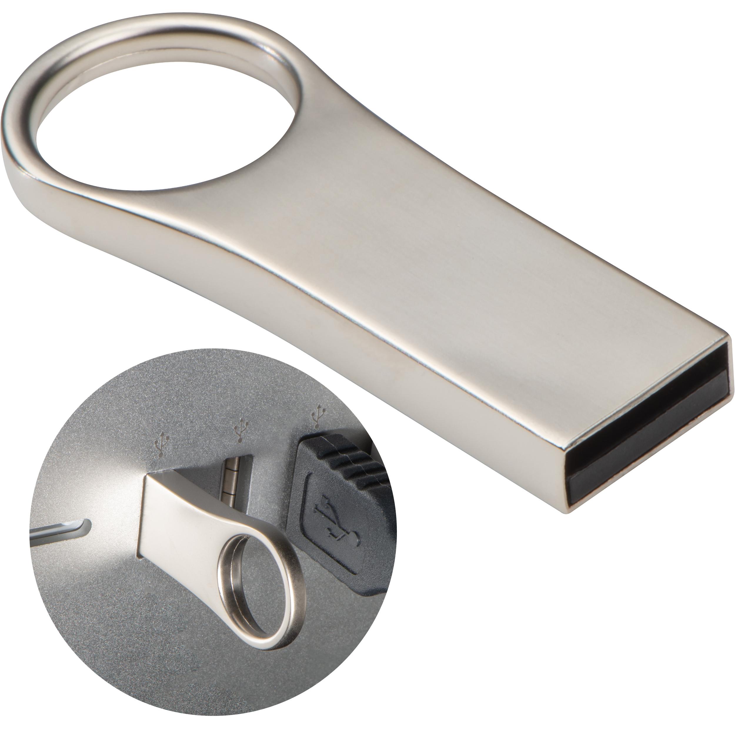 Metal USB Stick 4GB