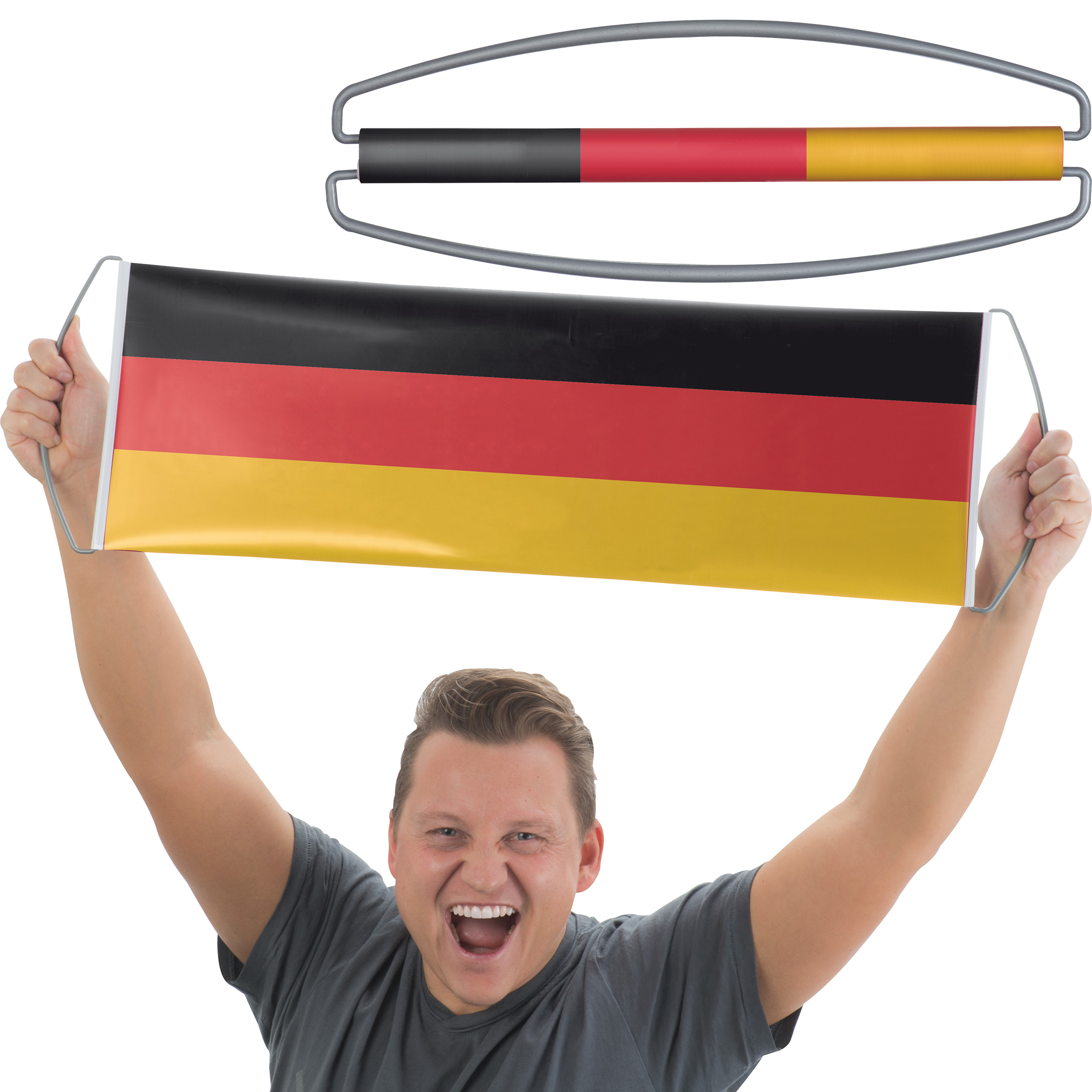 Fan banner