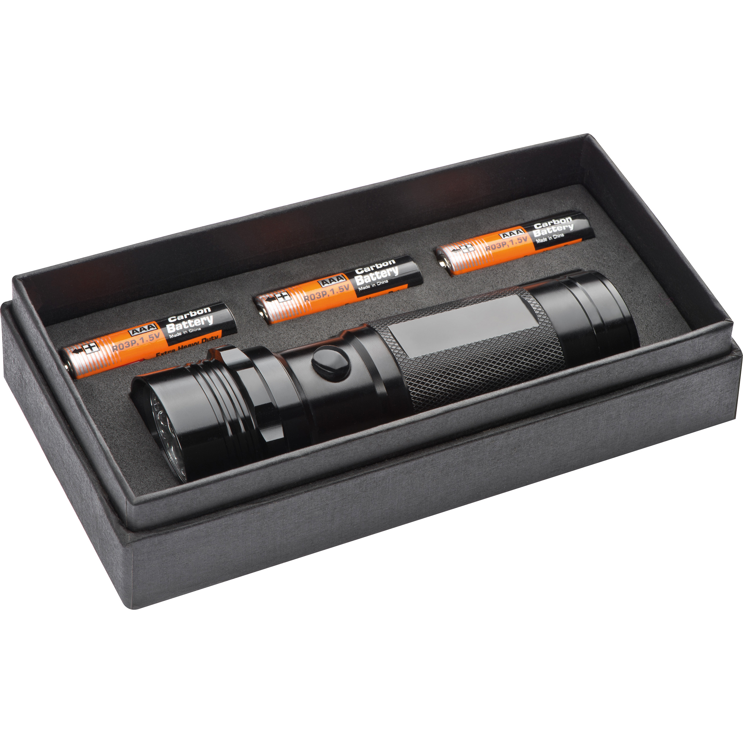 Torch with 14 LEDs in a box