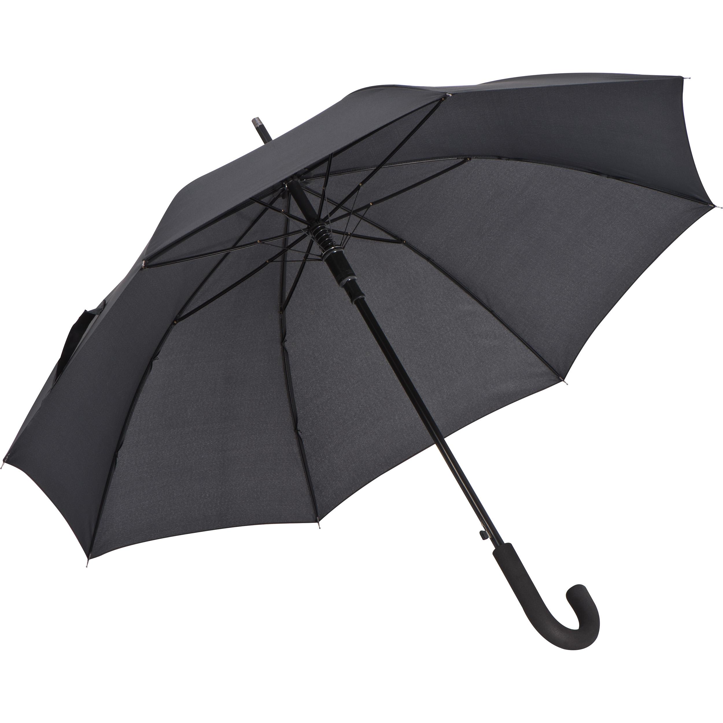 Parapluie automatique XL, tige aluminium