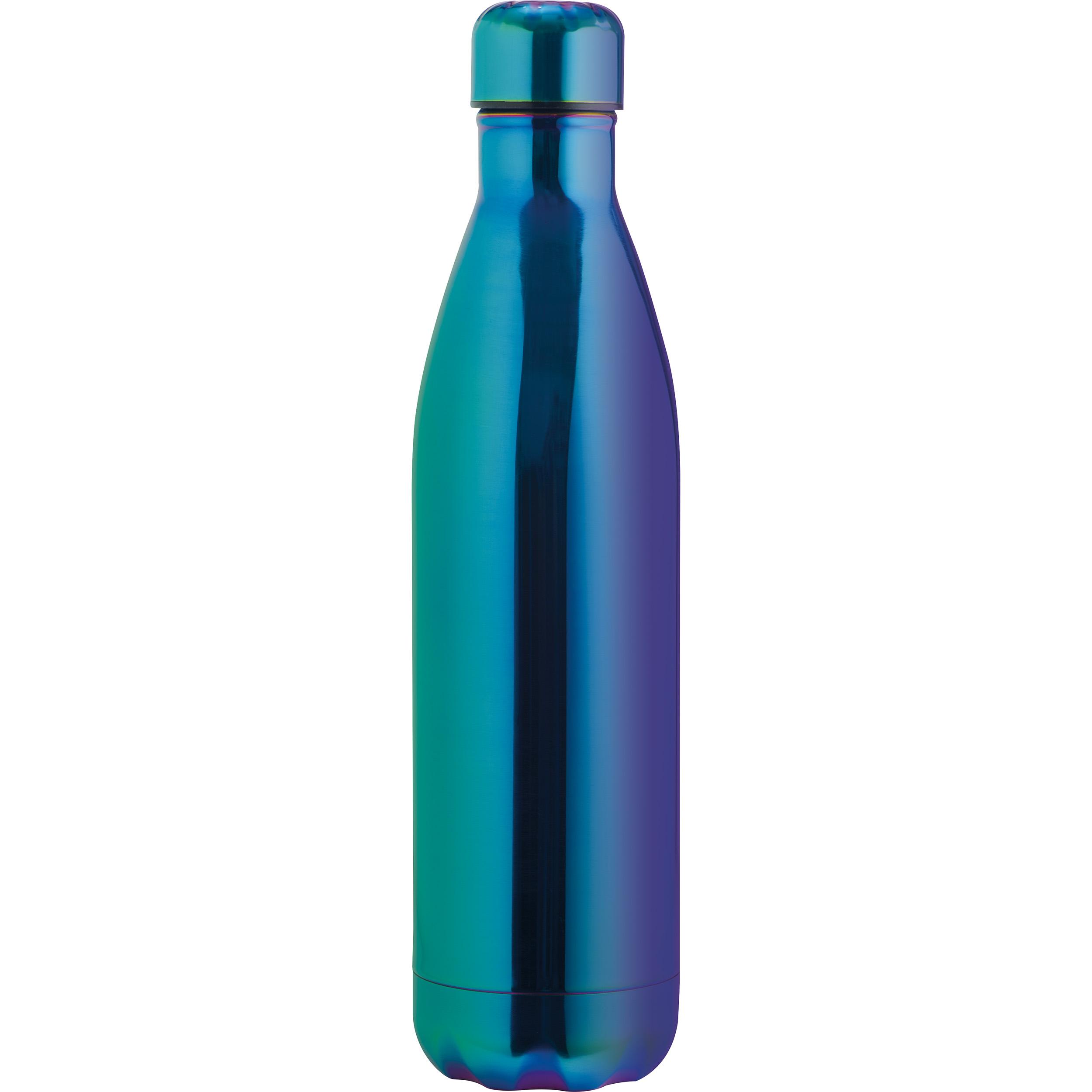 Vakuum-Trinkflasche aus Edelstahl, auslaufsicher, 800 ml