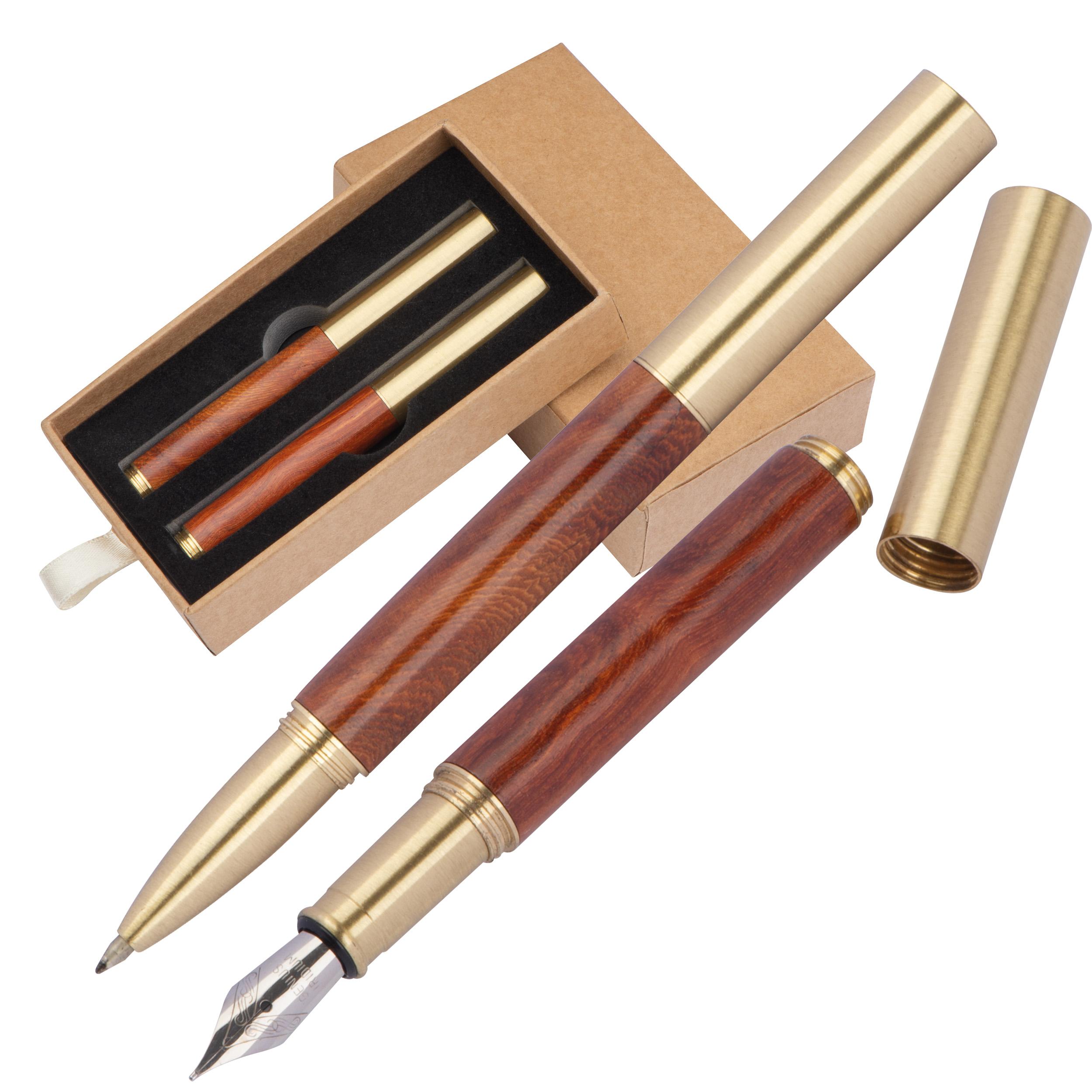 Schreibset Mini - Füllfederhalter und Rollerball