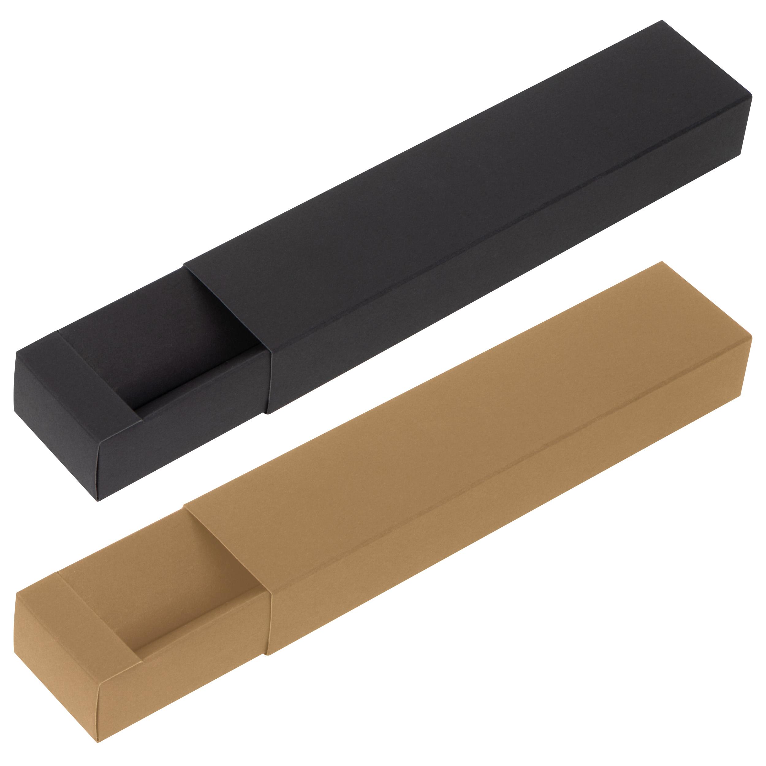 Pochette en carton pour un stylo
